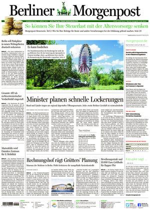 Berliner Morgenpost (04.03.2021)