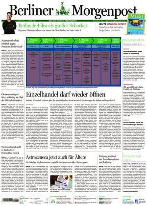 Berliner Morgenpost (05.03.2021)