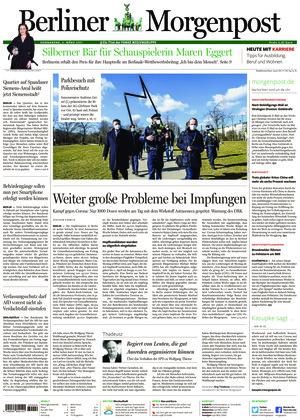 Berliner Morgenpost (06.03.2021)