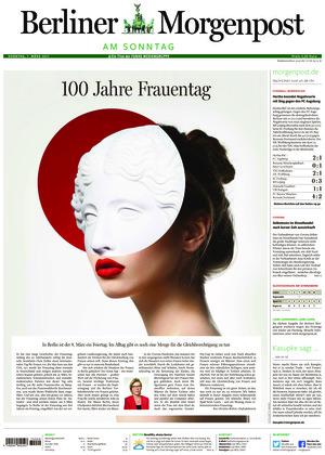 Berliner Morgenpost (07.03.2021)