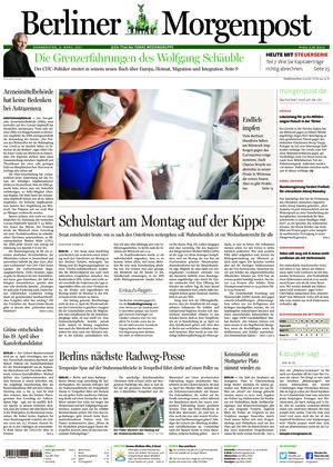 Berliner Morgenpost (08.04.2021)