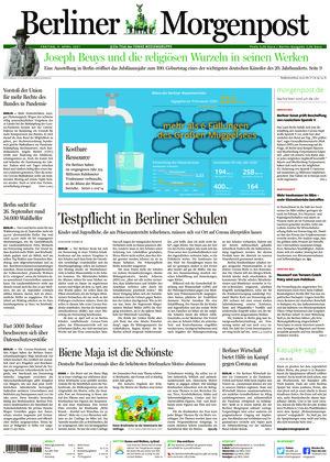 Berliner Morgenpost (09.04.2021)
