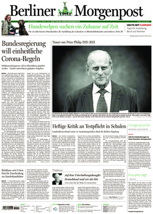 Berliner Morgenpost (10.04.2021)