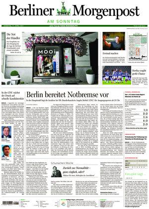 Berliner Morgenpost (11.04.2021)