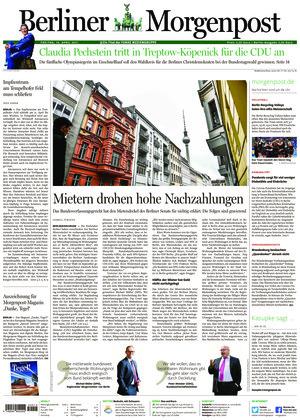 Berliner Morgenpost (16.04.2021)