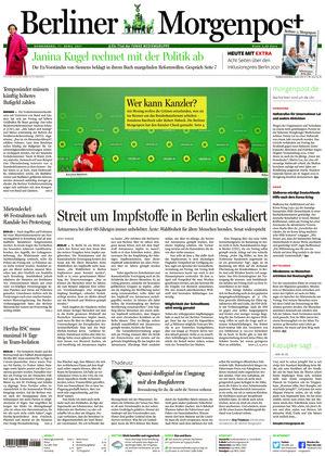 Berliner Morgenpost (17.04.2021)