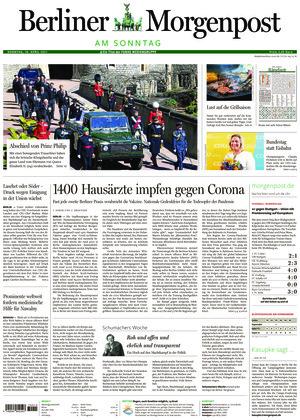 Berliner Morgenpost (18.04.2021)