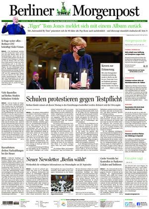 Berliner Morgenpost (19.04.2021)