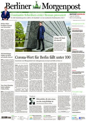 Berliner Morgenpost (08.05.2021)