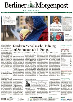 Berliner Morgenpost (09.05.2021)