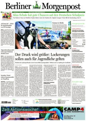 Berliner Morgenpost (10.05.2021)