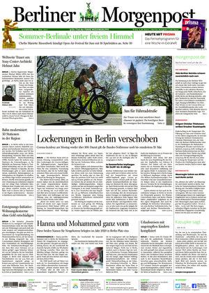 Berliner Morgenpost (11.05.2021)