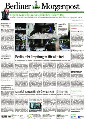 Berliner Morgenpost (14.05.2021)