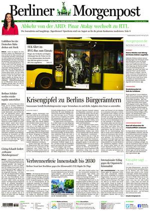 Berliner Morgenpost (09.06.2021)