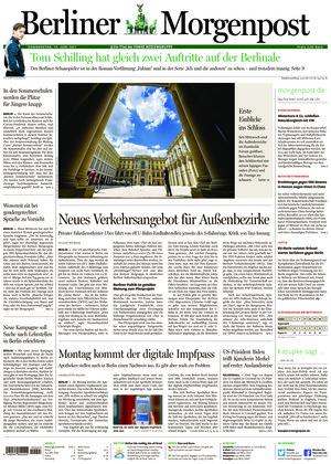 Berliner Morgenpost (10.06.2021)