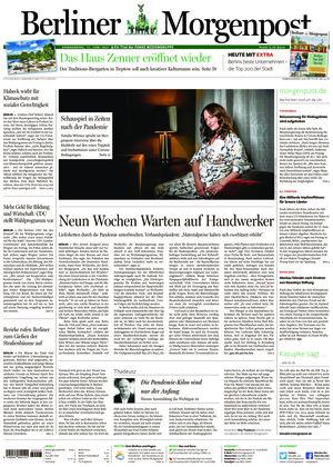 Berliner Morgenpost (12.06.2021)