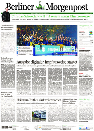 Berliner Morgenpost (14.06.2021)