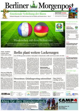 Berliner Morgenpost (15.06.2021)