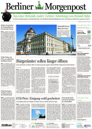 Berliner Morgenpost (16.06.2021)