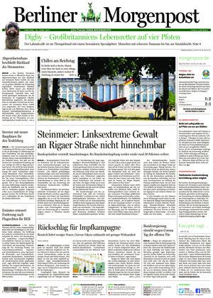Berliner Morgenpost (18.06.2021)