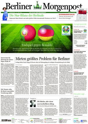 Berliner Morgenpost (19.06.2021)