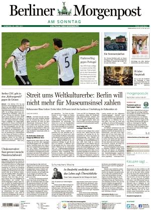 Berliner Morgenpost (20.06.2021)