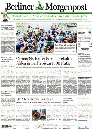 Berliner Morgenpost (21.06.2021)