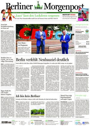Berliner Morgenpost (22.06.2021)