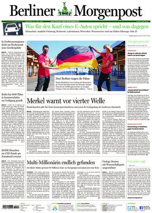 Berliner Morgenpost (23.07.2021)