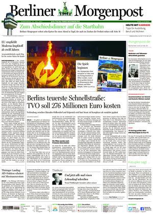 Berliner Morgenpost (24.07.2021)
