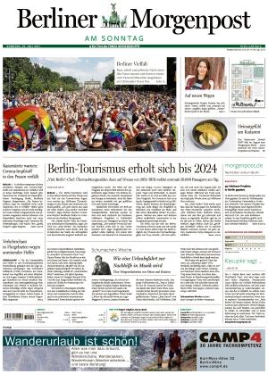Berliner Morgenpost (25.07.2021)