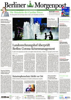 Berliner Morgenpost (27.07.2021)
