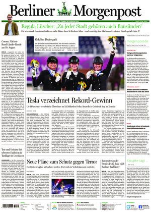 Berliner Morgenpost (28.07.2021)