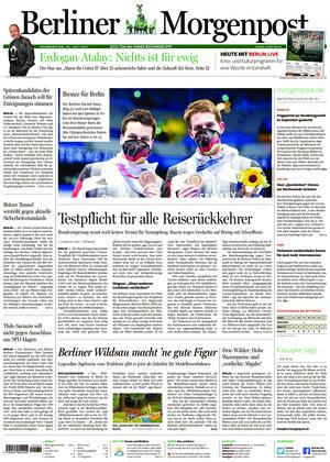 Berliner Morgenpost (29.07.2021)