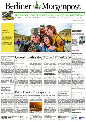 Berliner Morgenpost (30.07.2021)
