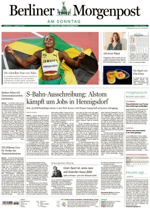 Berliner Morgenpost (01.08.2021)