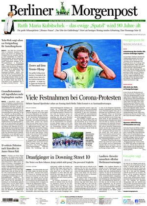 Berliner Morgenpost (02.08.2021)