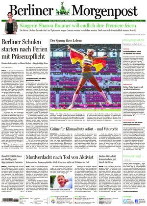 Berliner Morgenpost (04.08.2021)