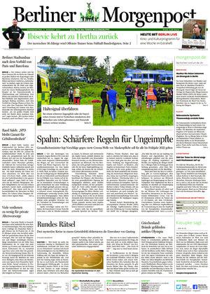 Berliner Morgenpost (05.08.2021)