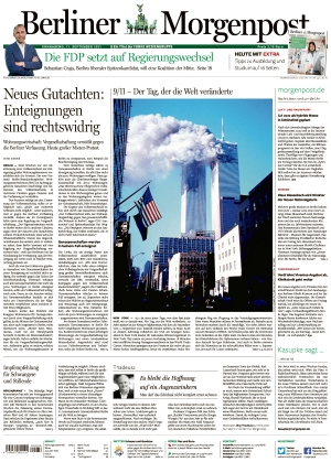 Berliner Morgenpost (11.09.2021)