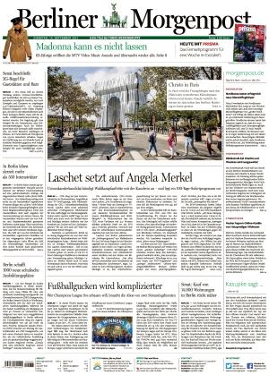 Berliner Morgenpost (14.09.2021)