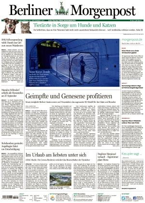 Berliner Morgenpost (15.09.2021)