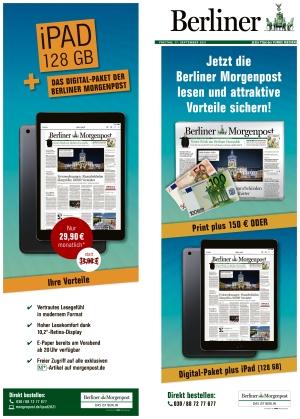 Berliner Morgenpost (17.09.2021)