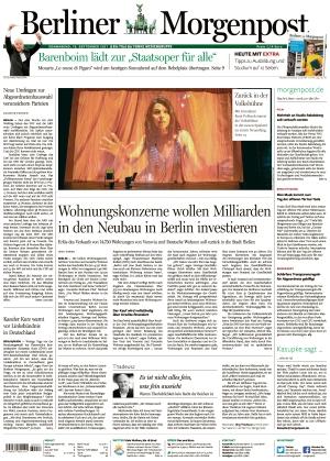 Berliner Morgenpost (18.09.2021)