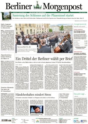 Berliner Morgenpost (20.09.2021)