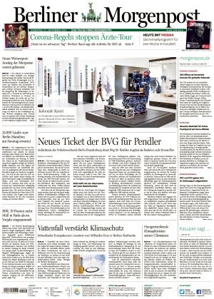 Berliner Morgenpost (21.09.2021)