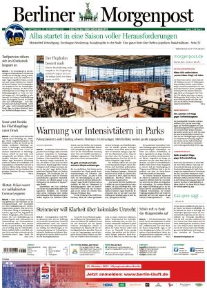 Berliner Morgenpost (22.09.2021)