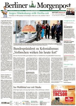 Berliner Morgenpost (23.09.2021)