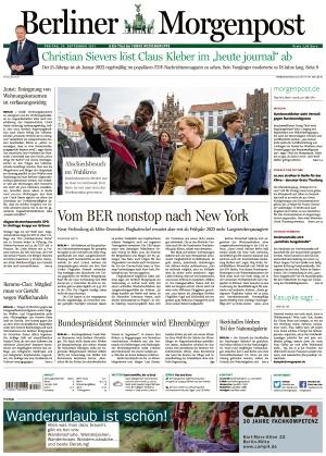 Berliner Morgenpost (24.09.2021)
