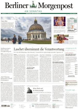 Berliner Morgenpost (17.10.2021)